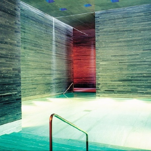 Therme Vals Spa-SWITZERLAND Indoor Pool 3