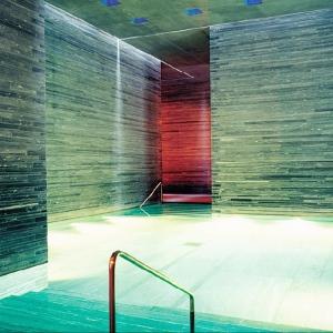 Therme Vals Spa-SWITZERLAND Indoor Pool 3