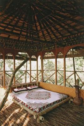 Treetop Retreats-Green Magic India-photo Dave Young for The Guardian 1