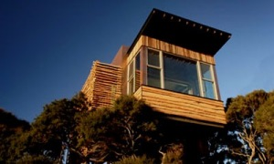 Treetop Retreats-Hapuku Lodge-Kaikoura-NZ 1