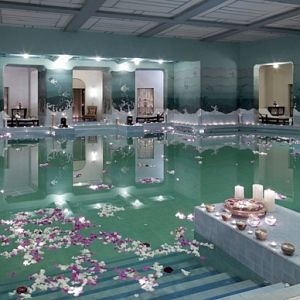 Umaid Bhawan Palace-Taj Hotel-INDIA Pool