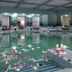 Umaid Bhawan Palace-Taj Hotel-INDIA Pool