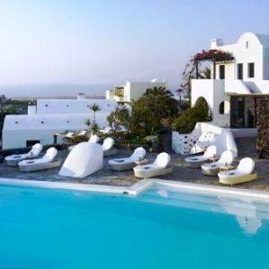 Vedema Resort-Santorini-GREECE Pool 1