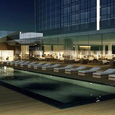 W Barcelona-Rooftop Pool 1