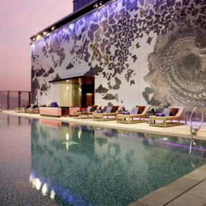 W Hong Kong-Rooftop Pool