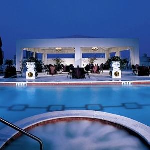 Westin Grand Bohemian-Orlando-FL Rooftop Pool