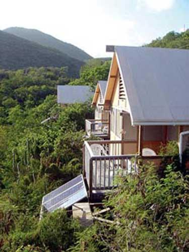 Inspiration Coastal Living & Glamping | Maho Bay Camps US Virgin Islands | Unique Travel ...